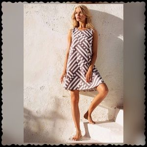 Mister Zimi Australia Geo Tina Shift Dress US 8